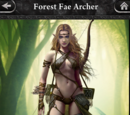 Forest Fae Archer