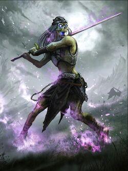 Wight Warrior 2