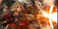 Velvet, the Sniper S4