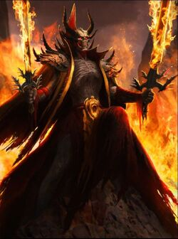 Lich King Namtar 4