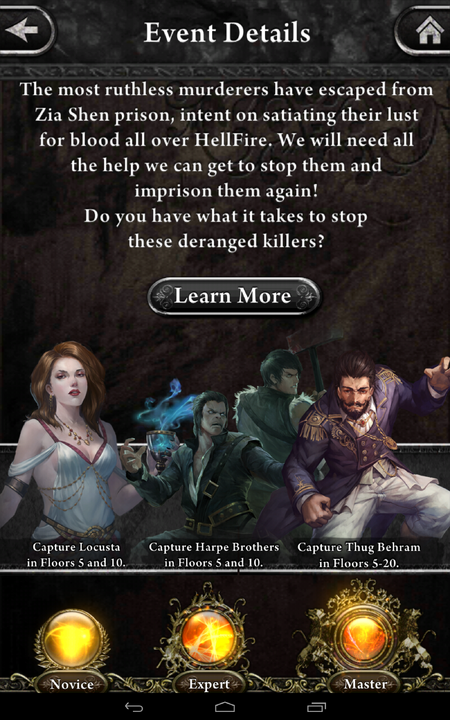 Escape of the Assasins Poster 2