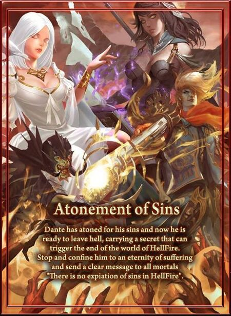 Atonement of Sins Side Poster