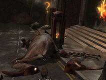 Tantorus dead