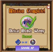 Defeat Mother Webby5