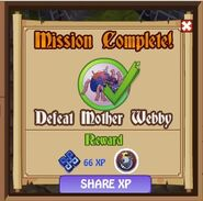 Defeat Mother Webby2