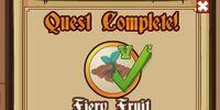 Fiery Fruit