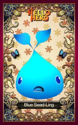 Blue Seedling Facebook