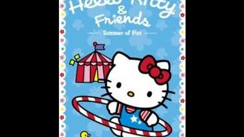 Hello Kitty The Day The Big Clock Stopped