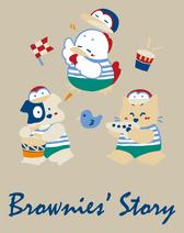 Sanrio Characters Brownies Story Image008