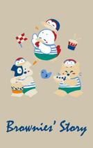 Sanrio Characters Brownies Story Image003