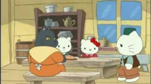 """Hansel & Gretel"" Hello Kitty"
