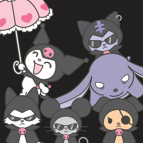 File:Sanrio Characters Kuromi--Nyanmi--Wanmi--Konmi--Chumi--Baku Image001.jpeg