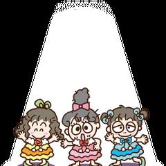 Chie, Maiko, and Naomi