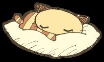 Sanrio Characters Nemukko Nyago Image008