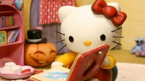 Hello Kitty Stump Village 4. Heart Shaped Fruit