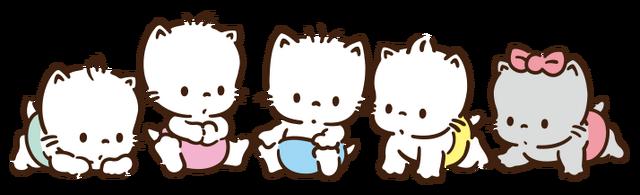 File:Sanrio Characters Nya Ni Nyu Ne Nyon Image004.png