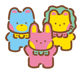 File:Sanrio Characters Crafty Crew Image006.png