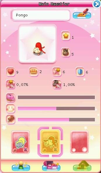 HKO 022 Pongo card