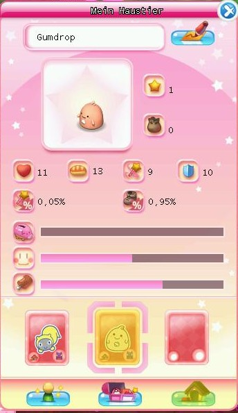 HKO 033 Gumdrop card