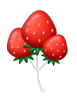 Strawberryballoon