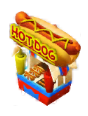 Bluehotdogwagon
