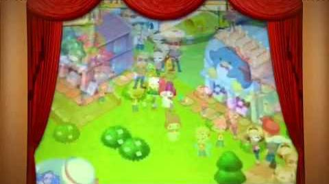 My Melody Power Petal Spring walk