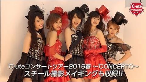 ℃-ute DVD Magazine Vol
