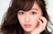 Kusumi Koharu CanCam 2015