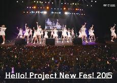 New Fes! 2015 DVD