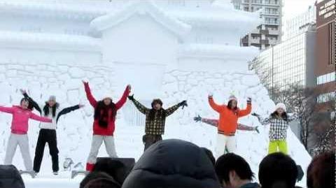 PEACEFUL - Good Days ( さっぽろ雪まつり2012 )