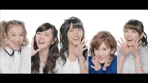 ℃-ute - Gamusha LIFE (MV) (Promotion Edit)
