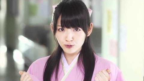 Berryz Koubou × ℃-ute - Amazuppai Haru ni Sakura Saku (MV) (Suzuki Airi Solo Ver