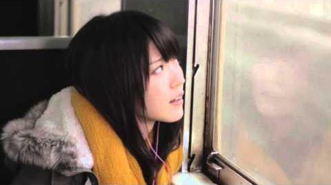 ℃-ute - Kimi wa Jitensha Watashi wa Densha de Kitaku (MV) (Suzuki Airi Train Lip Ver