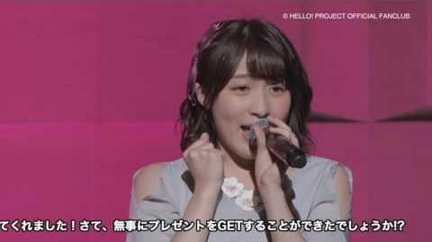 DVD『こぶしファクトリー 藤井梨央&野村みな美バースデーイベント2017』