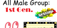 All-Male Group: 1st Gen Special Hello! Pro Auditions