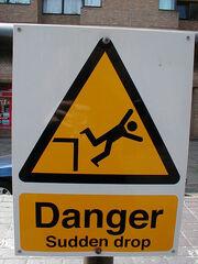 Warningfall