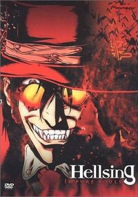 Hellsing TV cover