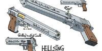 Hellsing ARMS Casull