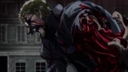 Alexander's Bruised Arm