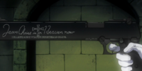 Hellsing Combat Pistol 'Jackal'