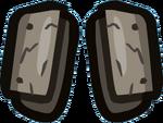 Stone Armor Legs