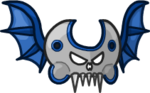 Winged Skull Helmet