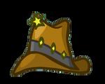 Cowboy Belt Hat