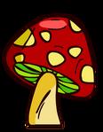 Red Mushroom Medium