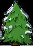Snowy Tree Large