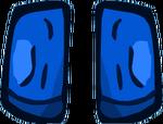 Blue Wizard Pants