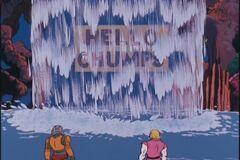 HELLO CHUMPS