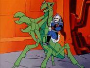 Filmation Mantisaur