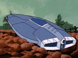 Argonian Spaceship