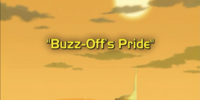 Buzz-Off's Pride